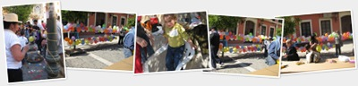 Ver Paellas Solidarias Marzo 2009